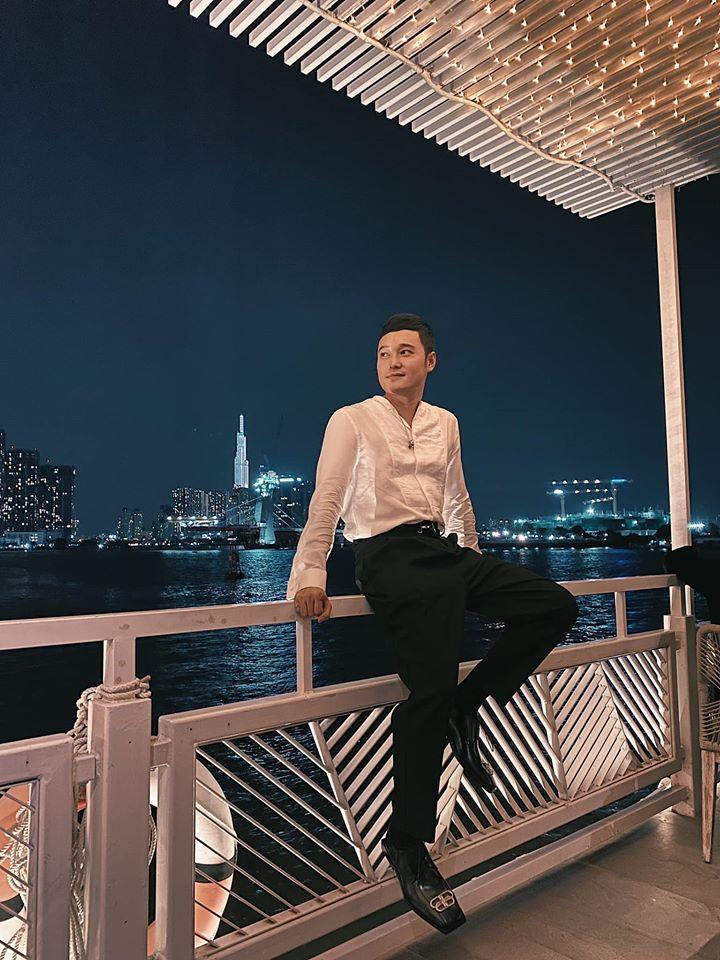 Quang Vinh bị phát hiện đón sinh nhật bên người tình tin đồn Lý Quí Khánh-2