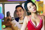 Lộ diện tiểu tam phá vỡ hôn nhân của Chung Hân Đồng - một chân dài bốc lửa?
