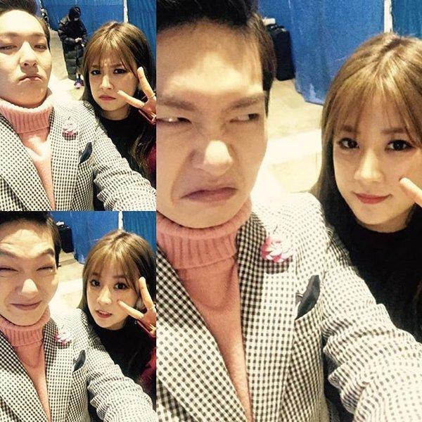 Hội bạn thân Kpop: Jennie - Irene chị chị em em, V - Yoona bị nghi hẹn hò-8