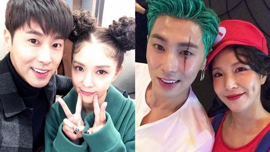 Hội bạn thân Kpop: Jennie - Irene chị chị em em, V - Yoona bị nghi hẹn hò-17