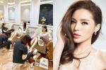 Hoa hậu Kỳ Duyên nhượng quyền điều hành tiệm nail từng gây nhiều tranh cãi