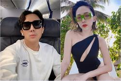 Trấn Thành, Tóc Tiên thích đeo kính râm có giá đắt đỏ