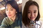 Cặp mỹ nhân Song Hye Kyo - Son Ye Jin: Ai đẹp hơn khi gột sạch son phấn?