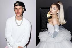 Justin Bieber, Ariana Grande lên tiếng sau khi bị tố cáo gian lận