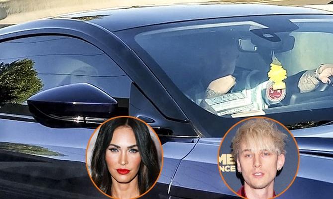 Rapper xăm trổ khiến Megan Fox bỏ chồng là ai