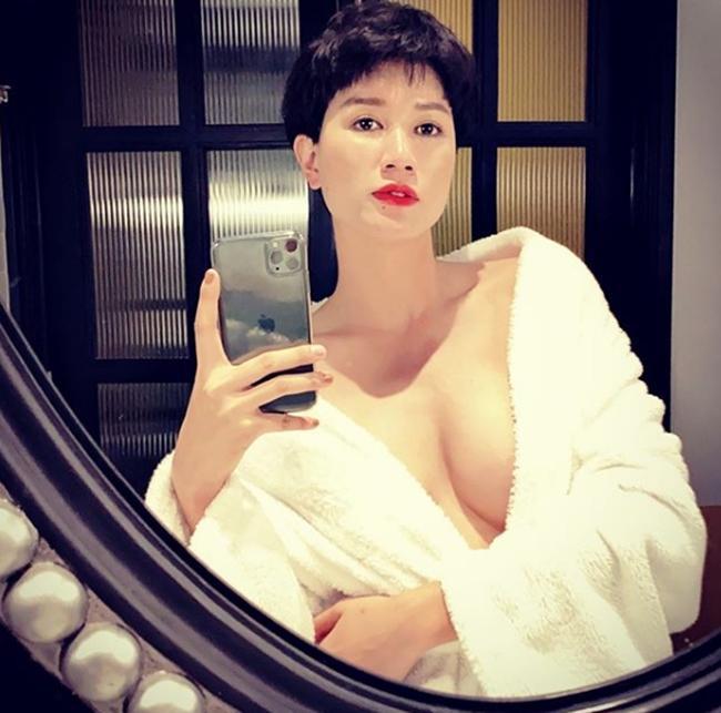 Bị hỏi làm ngực đau không, Trang Trần trả lời khiến hội chị em rùng mình kinh hãi-2