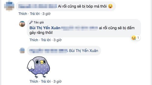Bị soi gương mặt khác lạ, bạn gái thủ môn Đặng Văn Lâm tuyên bố đấm gãy răng kẻ nhiều chuyện-2