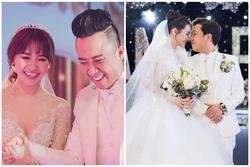 Những cặp đôi sao Việt nên duyên sau khi đóng chung MV, phim điện ảnh