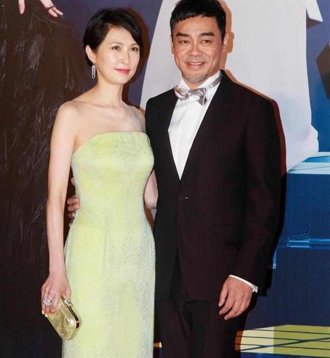Hôn nhân 22 năm không con cái của hoa hậu và ảnh đế Hong Kong-9
