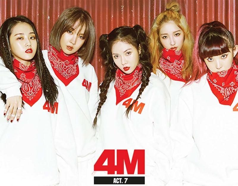 Những nhóm nhạc nữ Kpop ra mắt đình đám ở lứa tuổi em chưa 18-7