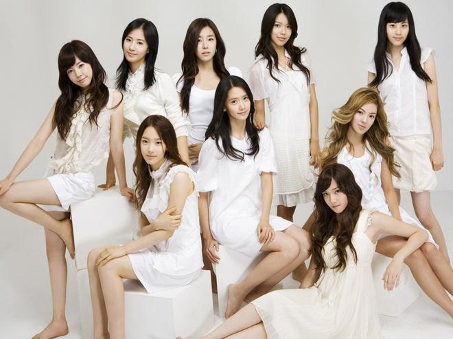 Những nhóm nhạc nữ Kpop ra mắt đình đám ở lứa tuổi em chưa 18-6
