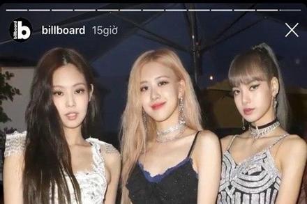 Fan phẫn nộ khi Billboard đăng ảnh của BLACKPINK lên story để quảng cáo nhưng lại thẳng tay cắt Jisoo ra khỏi đội hình 4 người