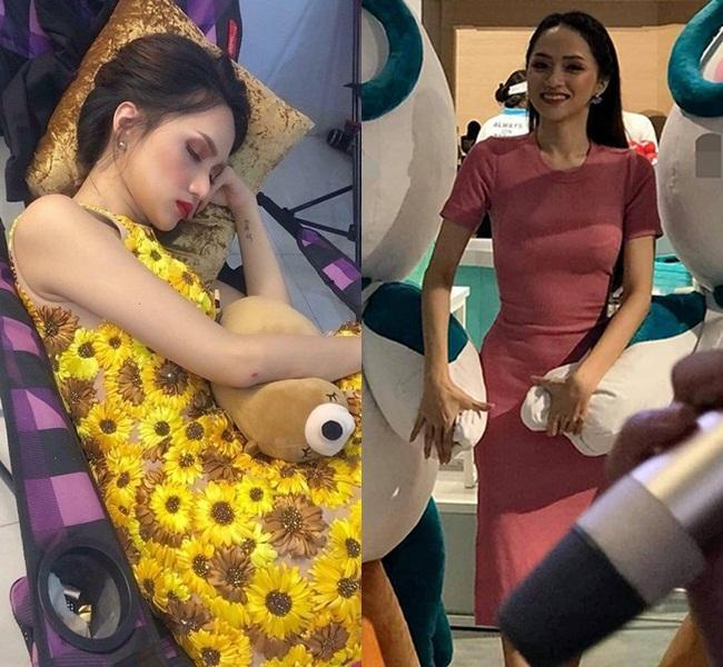 Mỹ nhân Việt bị chụp lén: Chi Pu - Thu Thảo đẹp bất chấp, Ngọc Trinh - Hà Hồ gây thất vọng-1