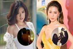 Tá hỏa hậu trường cảnh nóng phim Việt: Nam Thư quyến rũ máy quay, Hoàng Yến Chibi ngủ quên khi 'hành sự