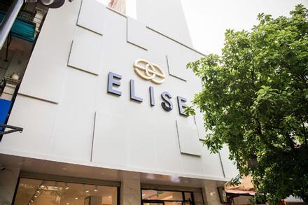 Độc đáo diện mới mạo mới của showroom Elise