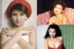 Mẹ Tạ Đình Phong và những nàng hậu Hong Kong đóng cảnh nóng đình đám