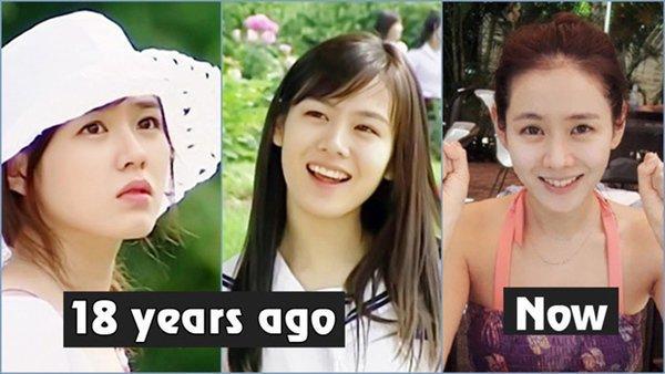 Không phải Song Hye Kyo, cô gái được bình chọn luôn đẹp từ khi còn trẻ là người khác-4