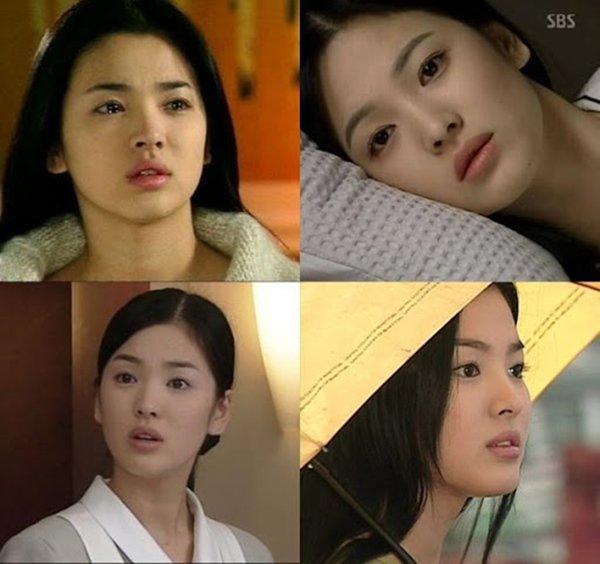 Không phải Song Hye Kyo, cô gái được bình chọn luôn đẹp từ khi còn trẻ là người khác-7