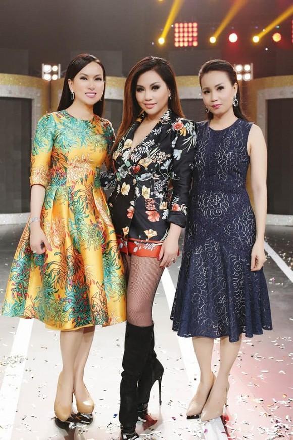 Ảnh hiếm khi bé của 3 chị em Cẩm Ly, Hà Phương và Minh Tuyết khiến ai cũng bất ngờ vì quá xuất chúng-2