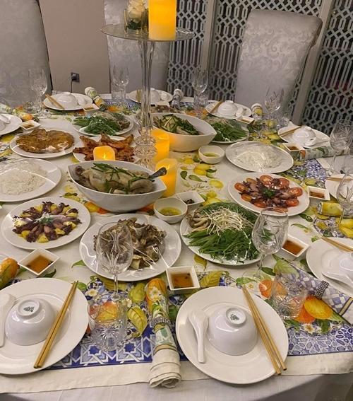Giáng My nấu tiệc 6 món đãi bạn-1