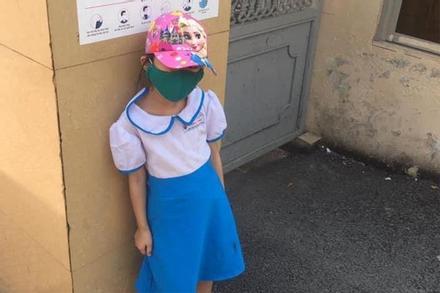 Vụ học sinh lớp 1 bị phê bình vì đến trường sớm: 'Không phải do yêu cầu của Nhà trường và giáo viên chủ nhiệm, cháu được Sao đỏ hướng dẫn vào lớp nhưng đã đi ra ngoài cổng trường'