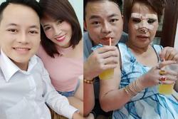 Cô dâu 63 tuổi ở Cao Bằng 'dao kéo', nhiều người rùng mình nhìn ảnh chị Thu Sao