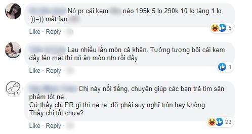 PR đủ thứ trên đời nhưng Thanh Hương Lan Cave bị chỉ trích tiếc tiền, dùng giẻ nát lau mặt-8