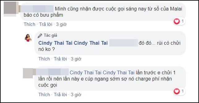 Cindy Thái Tài công khai số điện thoại kẻ lừa đảo chuyên nghiệp-2