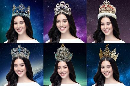 Bản tin Hoa hậu Hoàn vũ 22/5: Tiểu Vy cực hợp với vương miện Miss Universe, được ủng hộ chinh chiến