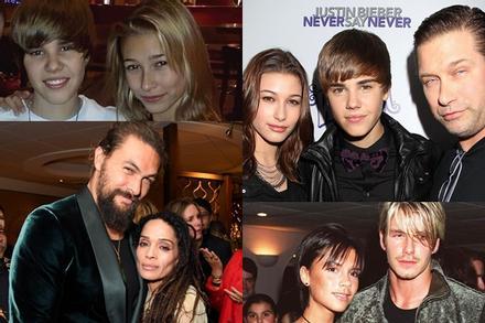 Victoria Beckham, Hailey Bieber và loạt sao cưới thần tượng một thời