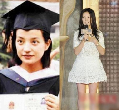 Mỹ nhân Hoa ngữ trên ghế nhà trường: Địch Lệ Nhiệt Ba đẹp xuất sắc, Angela Baby khác xa hiện tại-6