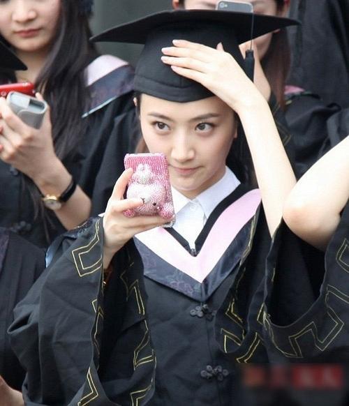Mỹ nhân Hoa ngữ trên ghế nhà trường: Địch Lệ Nhiệt Ba đẹp xuất sắc, Angela Baby khác xa hiện tại-11