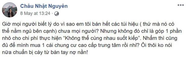 Ca sĩ Việt dốc túi làm MV: Bán từ hàng hiệu đến bán nhà cho đến khi rỗng tài khoản mới thôi...-5