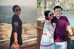 Hồ sơ tình ái 'đơn điệu' khác xa dàn mỹ nhân Việt của hoa hậu Ngọc Hân