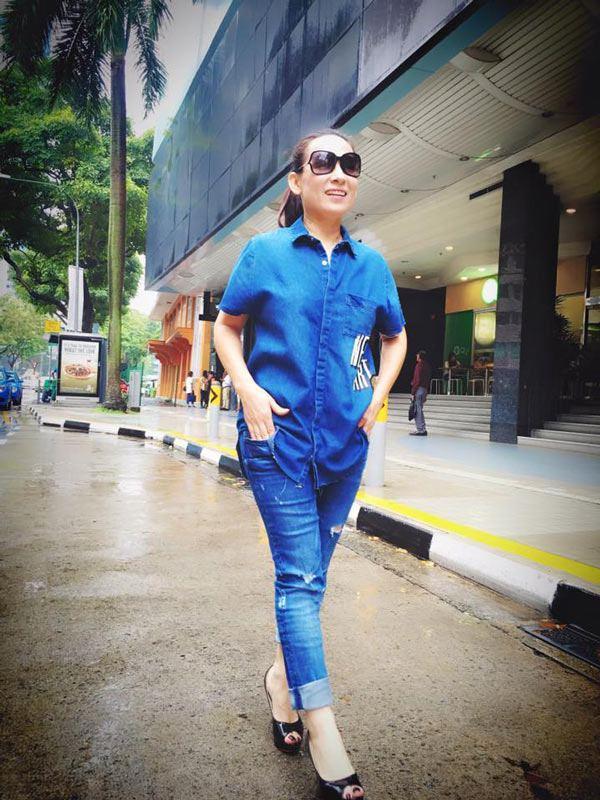 Phi Nhung - nữ nghệ sĩ giàu có bậc nhất Vbiz nhưng luôn ăn mặc giản dị-10
