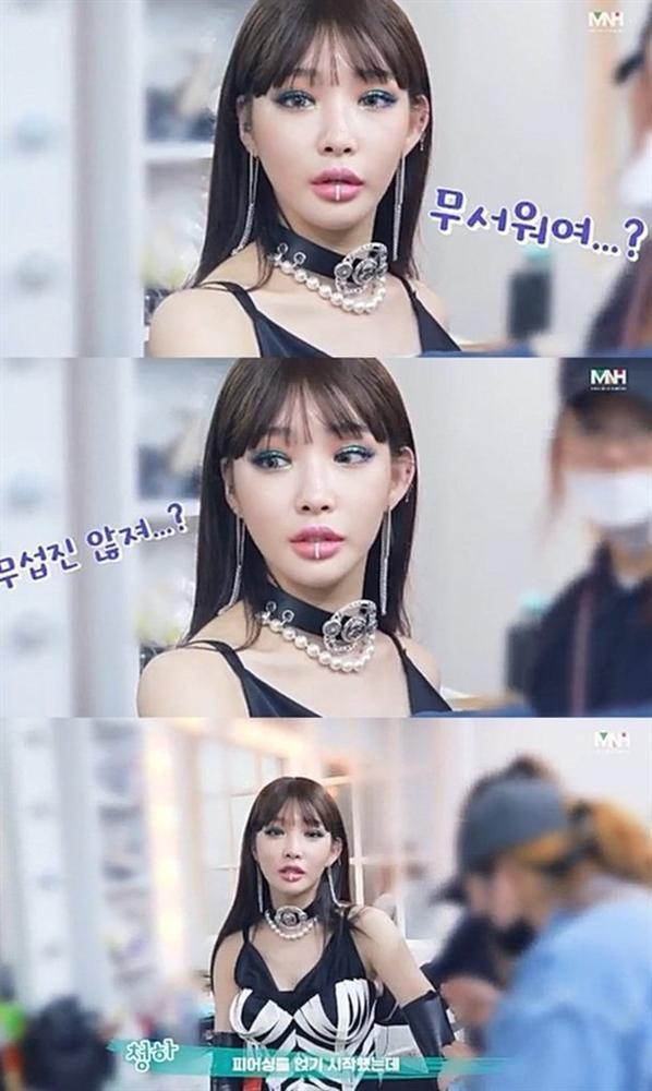 Nữ thần Kpop thế hệ mới Chungha gây shock khi phẫu thuật thẩm mỹ giống hệt 2NE1 Park Bom-2