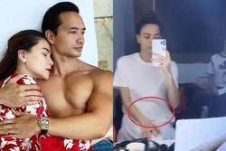 Rò rỉ thông tin Hồ Ngọc Hà đang mang song thai với Kim Lý