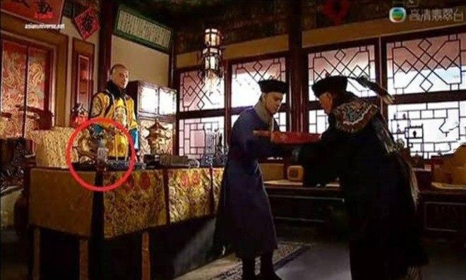 Sạn hài hước của phim TVB: Đi chợ mất 20 ngày, điều hòa chạy về quá khứ-1