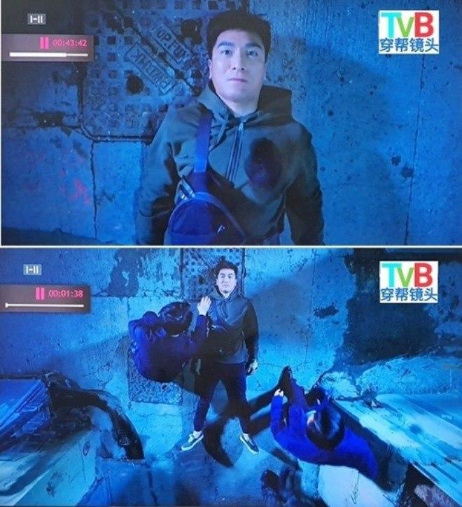 Sạn hài hước của phim TVB: Đi chợ mất 20 ngày, điều hòa chạy về quá khứ-9