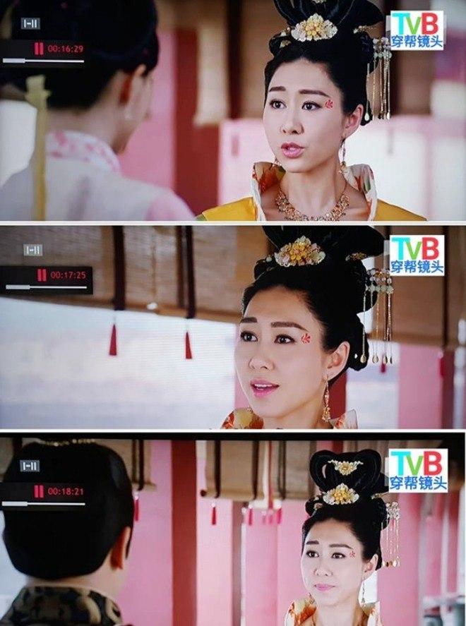 Sạn hài hước của phim TVB: Đi chợ mất 20 ngày, điều hòa chạy về quá khứ-11