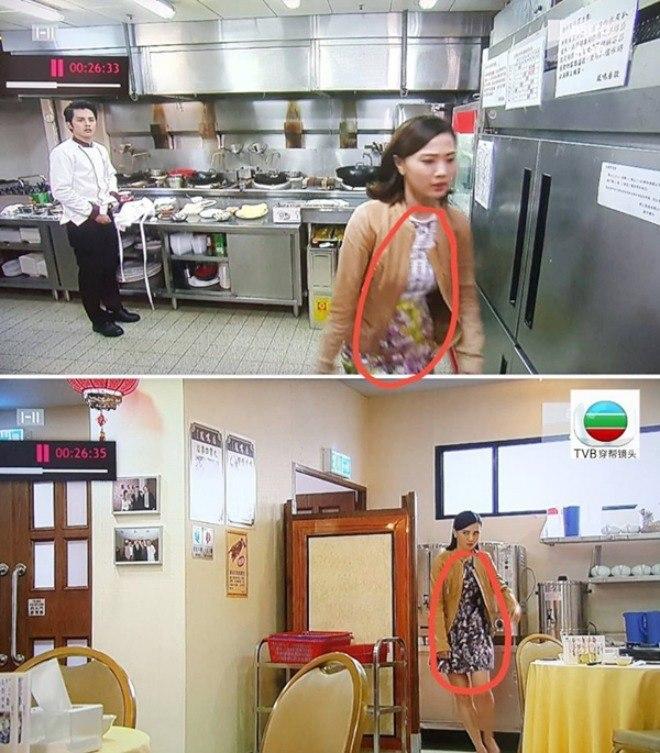 Sạn hài hước của phim TVB: Đi chợ mất 20 ngày, điều hòa chạy về quá khứ-13