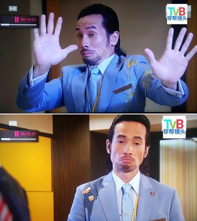 Sạn hài hước của phim TVB: Đi chợ mất 20 ngày, điều hòa chạy về quá khứ-14