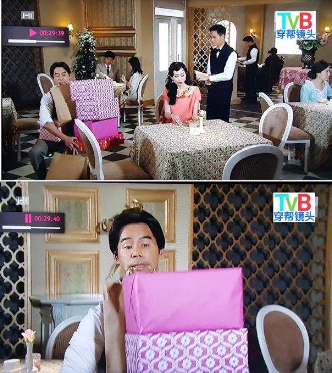 Sạn hài hước của phim TVB: Đi chợ mất 20 ngày, điều hòa chạy về quá khứ-15