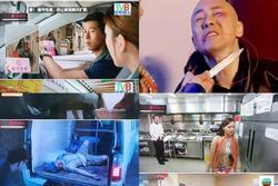 'Sạn' hài hước của phim TVB: Đi chợ mất 20 ngày, điều hòa 'chạy về' quá khứ