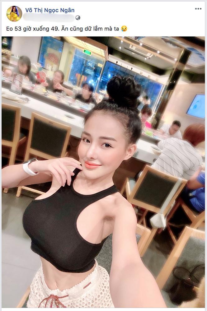 Hot girl trà sữa gây choáng vòng eo 46cm, soán ngôi loạt mỹ nhân Việt-9