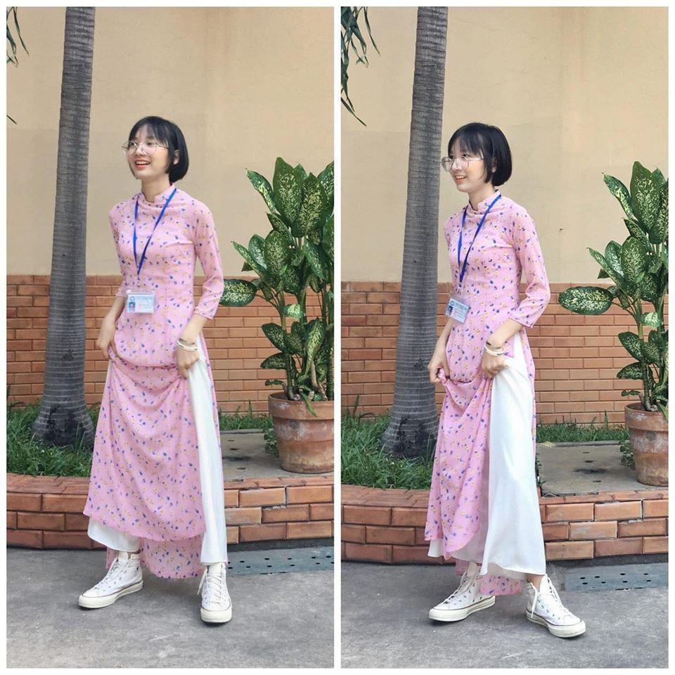 Trang phục học đường bị ném đá: Áo dài mặc cùng quần đùi, váy chiều dài khiêm tốn-2