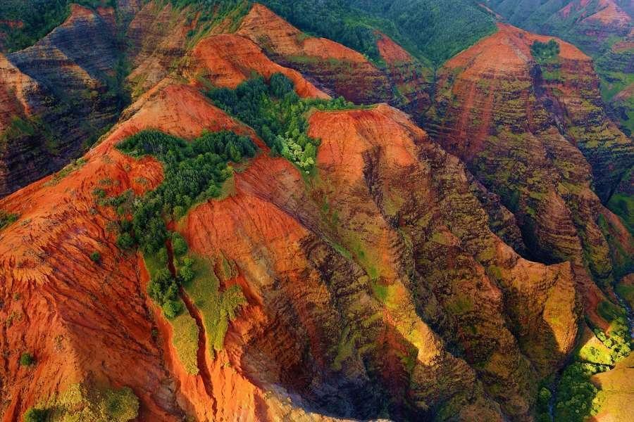 Chiêm ngưỡng những hẻm núi đẹp nhất trên Trái đất-2