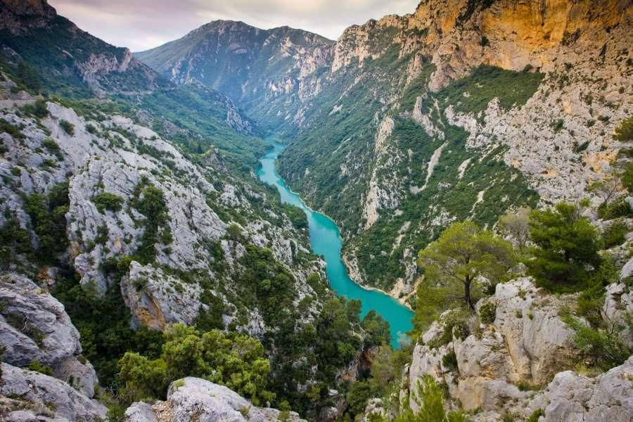 Chiêm ngưỡng những hẻm núi đẹp nhất trên Trái đất-3