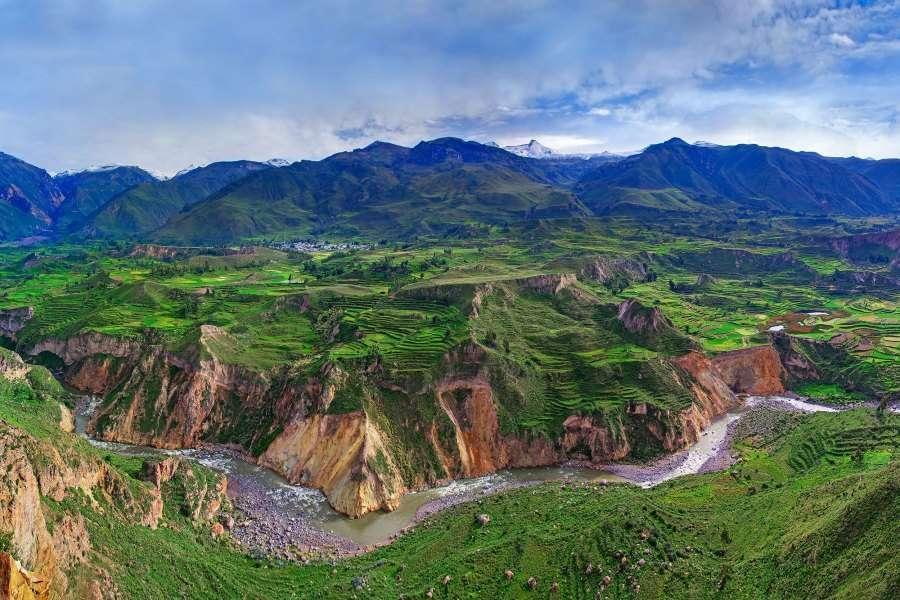 Chiêm ngưỡng những hẻm núi đẹp nhất trên Trái đất-4