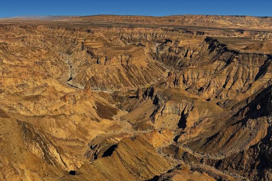 Chiêm ngưỡng những hẻm núi đẹp nhất trên Trái đất-5
